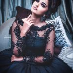 Anupama Parameswaran, sweetheart, black dress