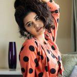 Anupama Parameswaran, trendy dress, new hair style