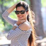 Ashika Ranganath, Garuda Heroine, coolers, forest