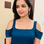 Ashika Ranganath, Garuda Heroine, glamour