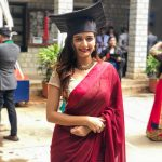 Ashika Ranganath, Rangamandira Actress, college, degree