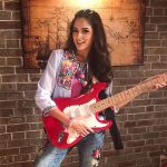 Asmita Sood, Victory 2 Actress, music