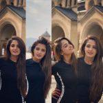 Asmita Sood, expressions, black t shirt