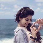 Athulya Ravi, Naadodigal 2 Heroine, beach, crazy