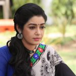 Chaya Singh,  Pattinapakkam Actress, saree, villi