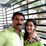 Chaya Singh, husband, selfie