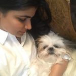Chinmayi, shy, pet animal, dog