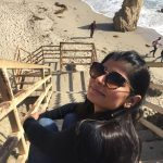 Chinmayi, tour, vacation, selfie