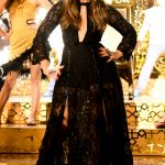 Ileana D'Cruz, full size, exclusive, black dress