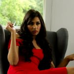 Ivanukku Engeyo Macham Irukku, actress, tamil actress, red dress