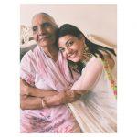 Kajal Aggarwal, smile, grandma, telugu