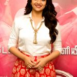 Keerthi Suresh, hd, press meet, unseen, Sandakozhi 2