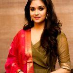 Keerthi Suresh, sandakozhi 2, event, cute, telugu, malayalam actress