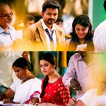 Keerthi Suresh, sarkar, collage, hd, cute