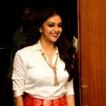 Keerthi Suresh, smile, tamil actress, cute, Sandakozhi 2