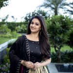 Keerthy Suresh, Keerthi Suresh, Makkal Selvi, black dress