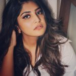 Manjima Mohan, hair style, hd, wallpaper, malayalam actress