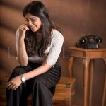 Manjima Mohan, shy, latest, photoshoot, cute