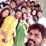 Nayanthara, Atlee, anirudh, vignesh shivan, sivakarthikeyan, selfie, couples, 2018