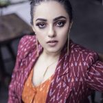 Nithya Menen, Kolambi Heroine,  graceful