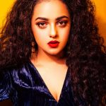 Nithya Menen, The Iron Lady Heroine, new hair style, Stunning Beauty