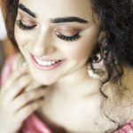 Nithya Menen, photo shoot, smile, top view