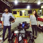 Nivetha Pethuraj, brother, Nisanth Pethuraj, car