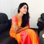 Nivetha Pethuraj, instagram, hd, saree, wallpaper