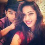 Nivetha Pethuraj, selfie, hd, wallpaper, brother