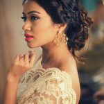 Nivetha Pethuraj, traditioanl dress, hd, wallpaper