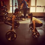 Nivetha Pethuraj, workout, gym, brother