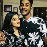 Nivetha Thomas, brother, thambi