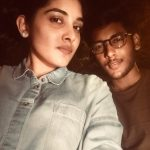 Nivetha Thomas, selfie, brother, malayalam