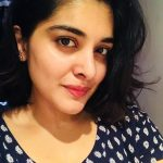 Nivetha Thomas, selfie, tamil actress