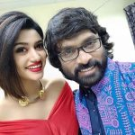 Oviya, Kalavani 2 Heroine, snehan, red dress