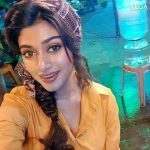 Oviya, Muni 4 Kanchana 3 Actress, yellow dress, sweet