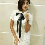 Oviya helen, Photo Shoot, modern dress
