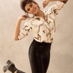 Oviya helen, dance, new look