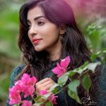 Parvatii Nair, flower, wallpaper, high quality