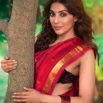 Parvatii Nair, glamour, saree, photoshoot, hd, Soppana Sundari