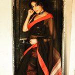 Parvatii Nair, shy, exclusive, saree, Soppana Sundari, sun tv show