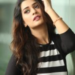 Payal Rajput, high quality, black dress, rare