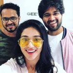 Priyanka Jawalkar, Taxiwala actress, selfie,  Vijay Deverakonda, smile