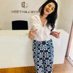 Priyanka Jawalkar, Taxiwala actress, white dress, telugu actress, heroine