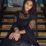 Priyanka Jawalkar, black dress, fantastic