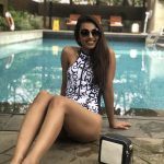Radhika Apte, Baazaar Actress, swimming pool, coolers