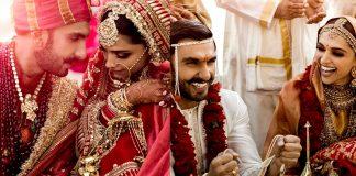 Ranveer Singh, Deepika Padukone wedding, 2018, hd, wallpaper, marriage