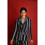Samantha Akkineni, full size, black dress, cute