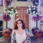 Sanya Malhotra, Badhaai Ho Actress, photo shoot, colourful