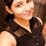 Subiksha, selfie, smile, black dress, Goli Soda 2 actress